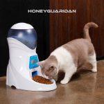 distributeur de croquettes pour chat HoneyGuaridan